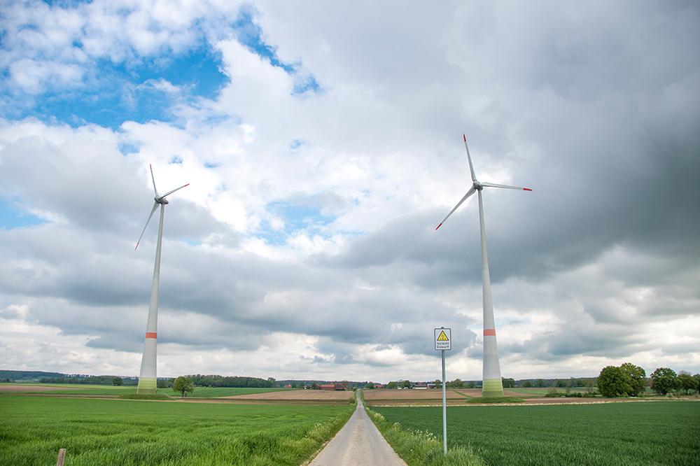 Baut euer eigenes Windkraftwerk