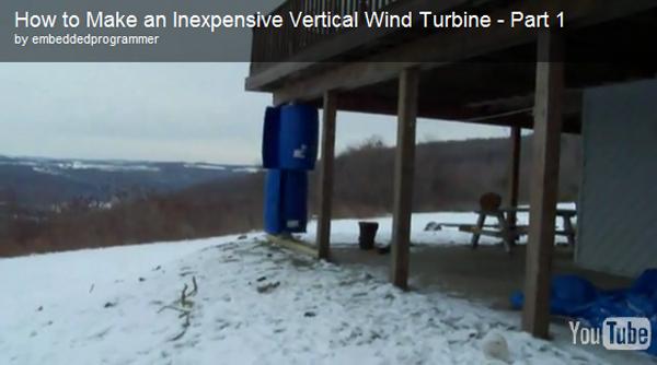 Baut euer eigenes Windkraftwerk!