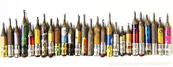 Dalton M. Ghetti oder Bleistifte anspitzen mal ganz anders...