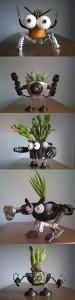 """Mario Caicedo Langer oder """"Endlich mal coole Blumentöpfe""""!"""