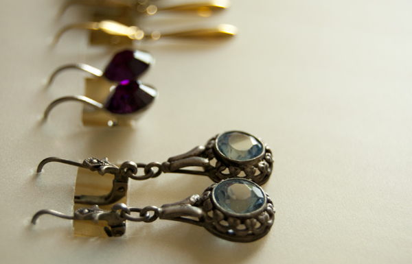 Organize Your Earrings