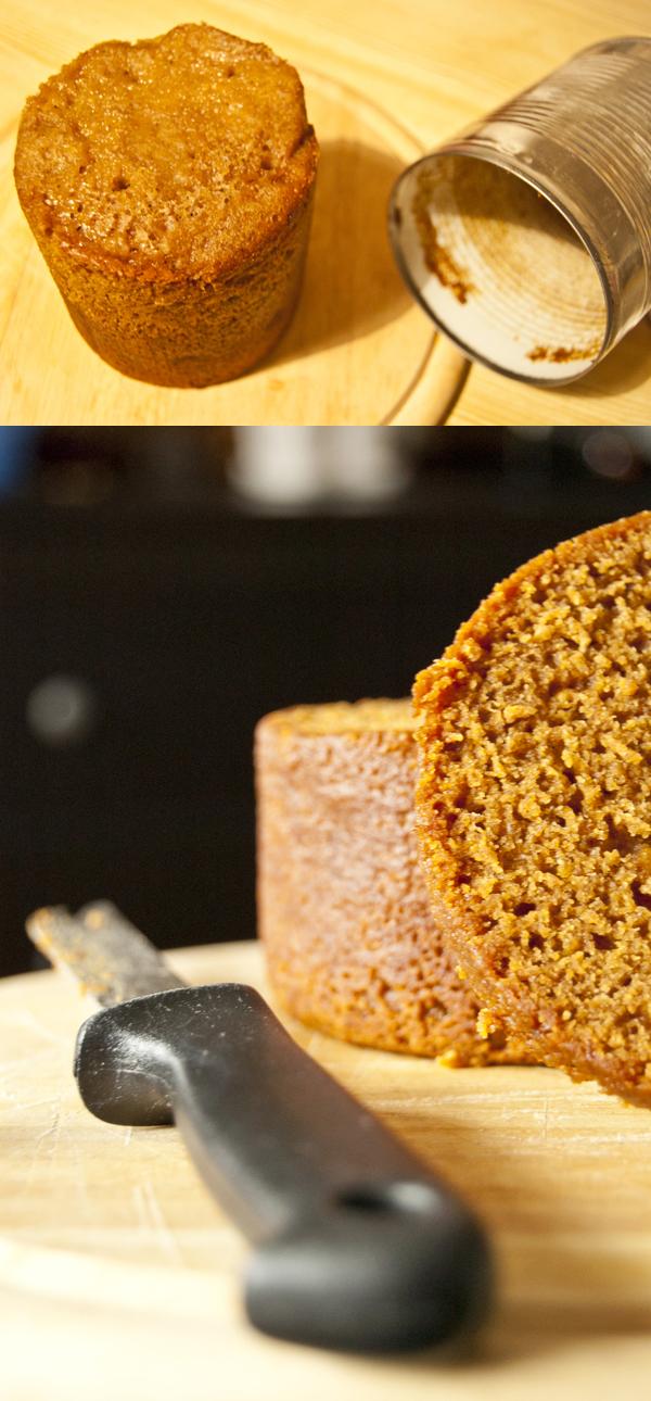 Brot backen in einer Konservendose?