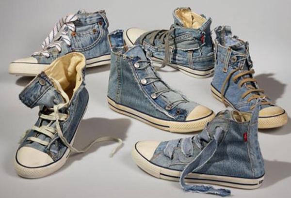 Jeans kaputt?
