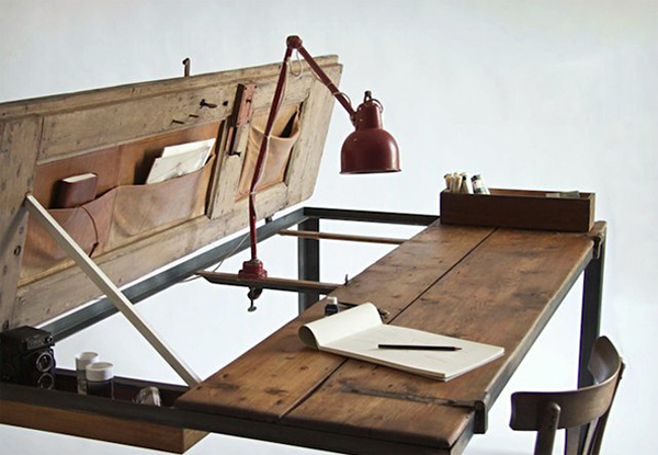 Indiana Jones' Desk