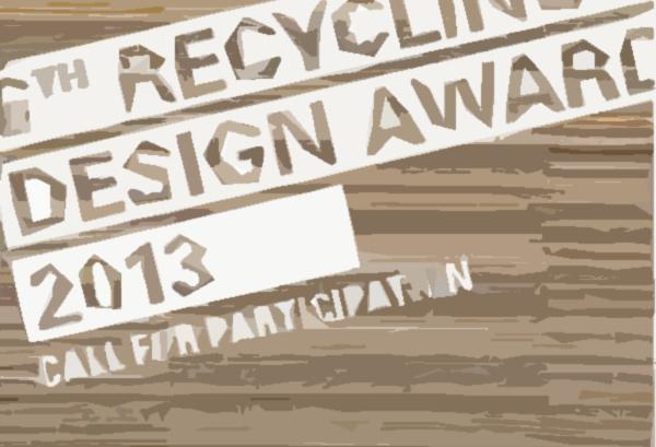 6. Recycling DesignPreis