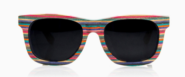 Skateboard glasses?