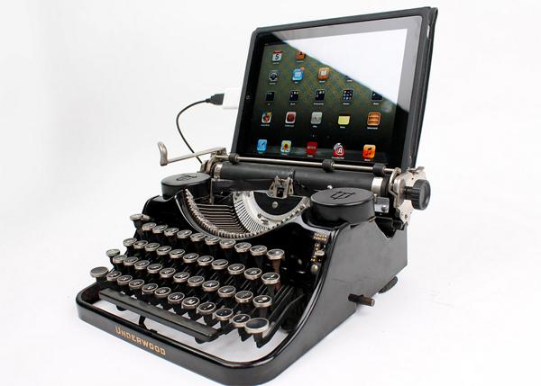 USB-Schreibmaschinen-Keyboard