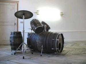My heart beats like a drum...