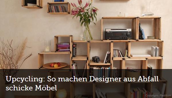designer m bel aus m ll rethink recycle rethink recycle. Black Bedroom Furniture Sets. Home Design Ideas