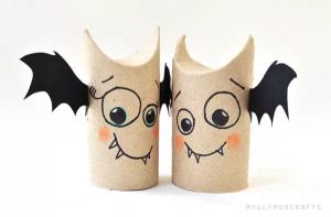 Halloween-Deko auf die Schnelle??