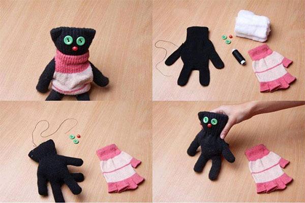 handschuh-kuscheltier