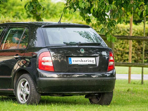 Tamyca – Privates Carsharing