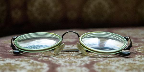 Alte Brillen recyceln