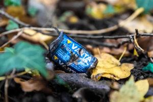 Batterie im Wald gefunden