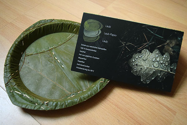 leaf-einwegteller