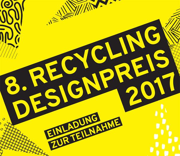 8. Recycling DesignPreis