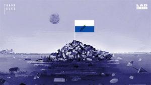 Schwimmender Müll - Ein eigener Staat?