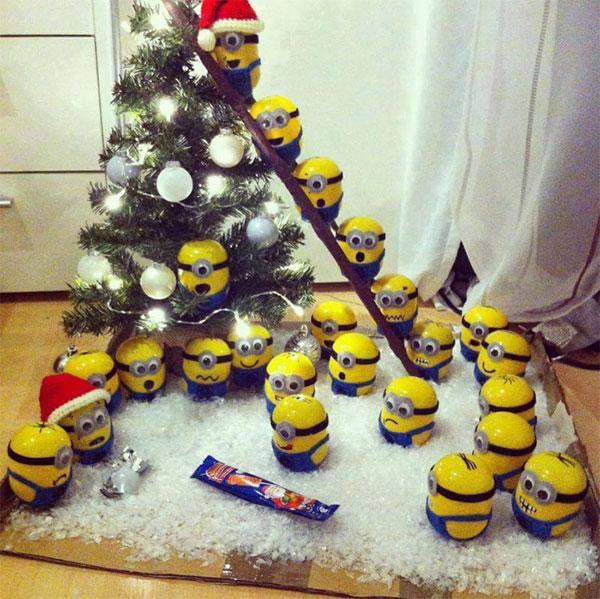 Merry Minion Christmas