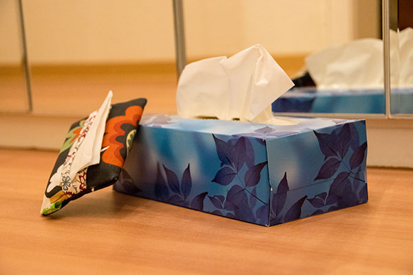 Taschentücher - Verpackungsmüll sparen