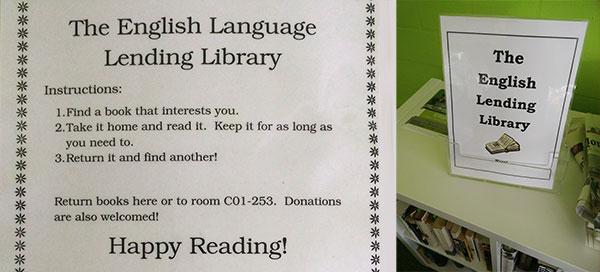 English Lending Library
