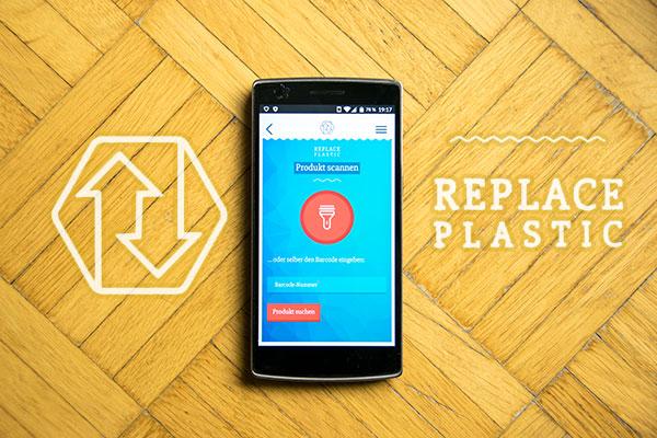 Die Replace Plastic App
