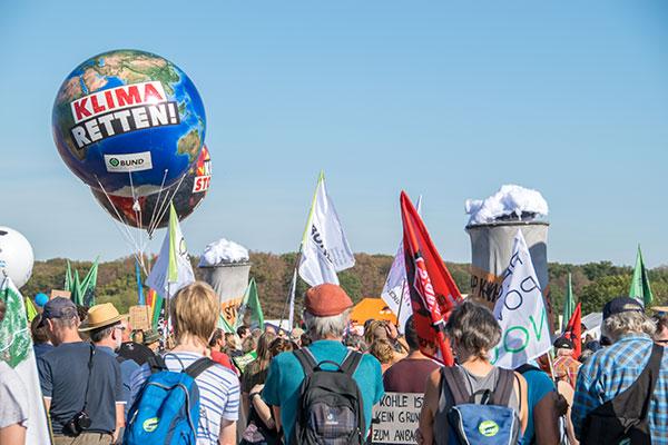 50.000 Menschen für den Hambacher Wald