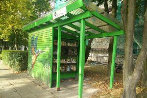 Bücherschrank - Lohmannshof