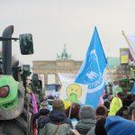 """Fotos von der """"Wir haben es satt!""""-Demo"""