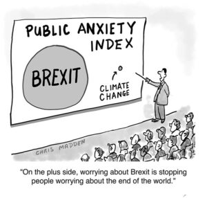 Brexit Cartoon by Chris Madden