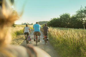 Kleine Taten Fahrrad Tour