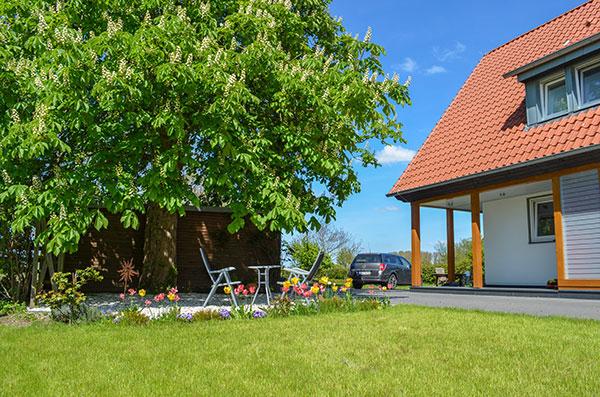 Tanja's Garten in Wiltrop