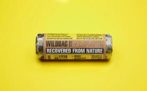 Wildplastic - Müllbeutel aus wildem Plastik