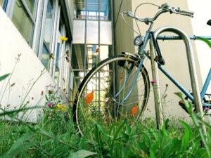 Die Uni Bielefeld wird Fahrradfreundlicher