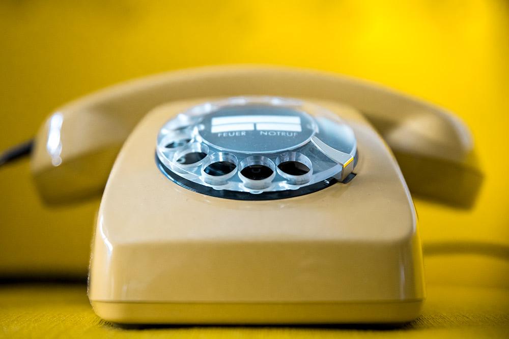altes FeTAp Festnetz-Telefon