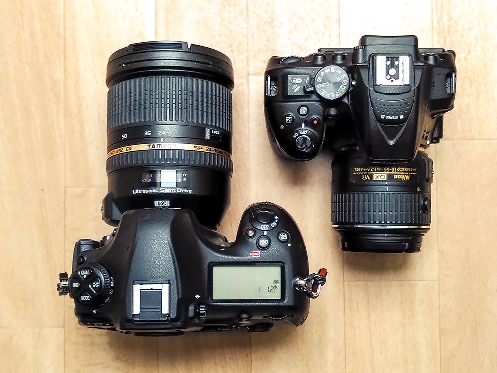 Kamera Upgrade