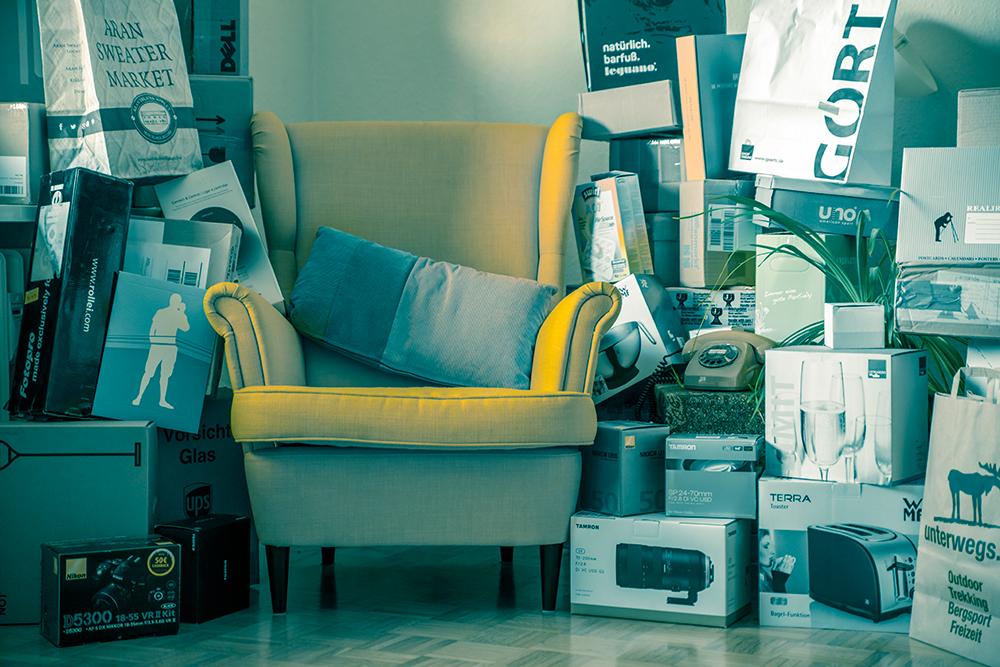 Geplante Obsoleszenz oder Kaufen für die Müllhalde