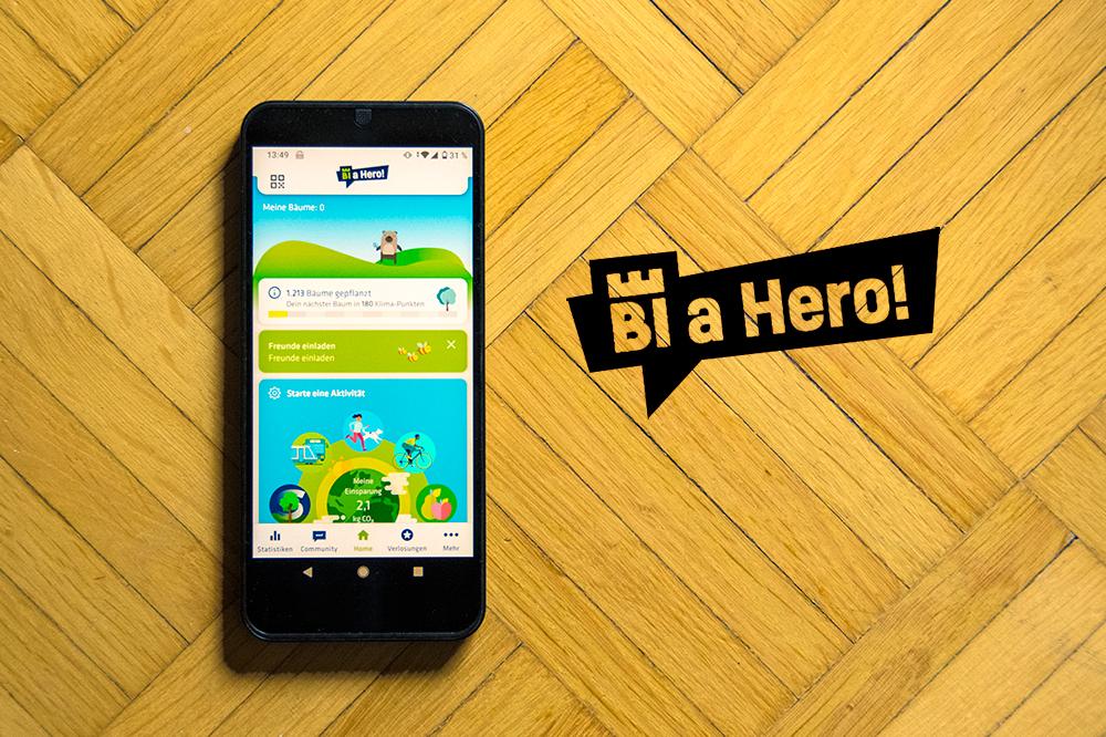 BIE a Hero! - App