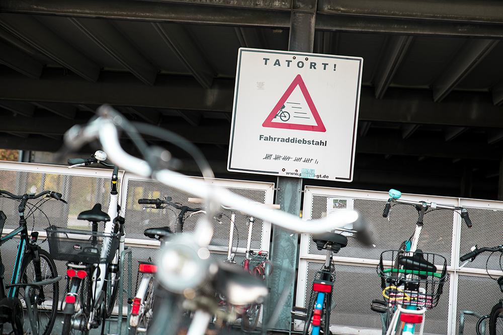 Könnte der Bahnhofsbunker die neue Radstation werden?