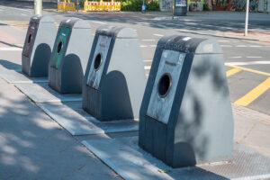 Müllsortierung ohne eigene Mülltonnen?