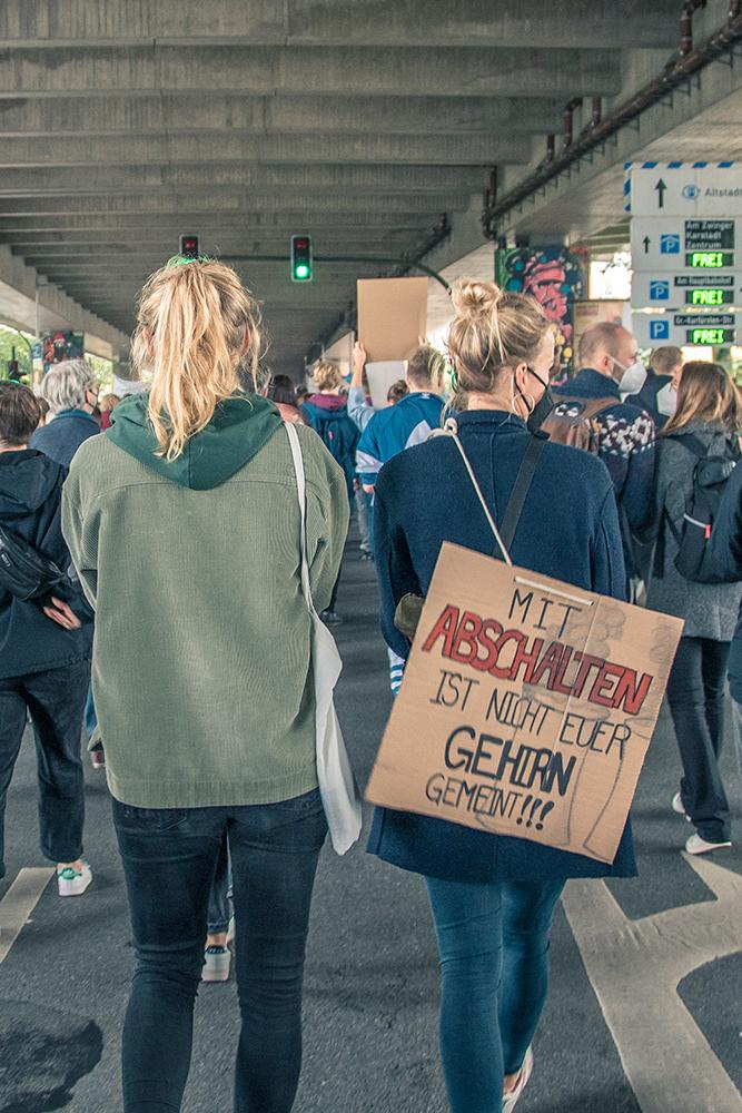 Über 6.000 beim Klimastreik in Bielefeld
